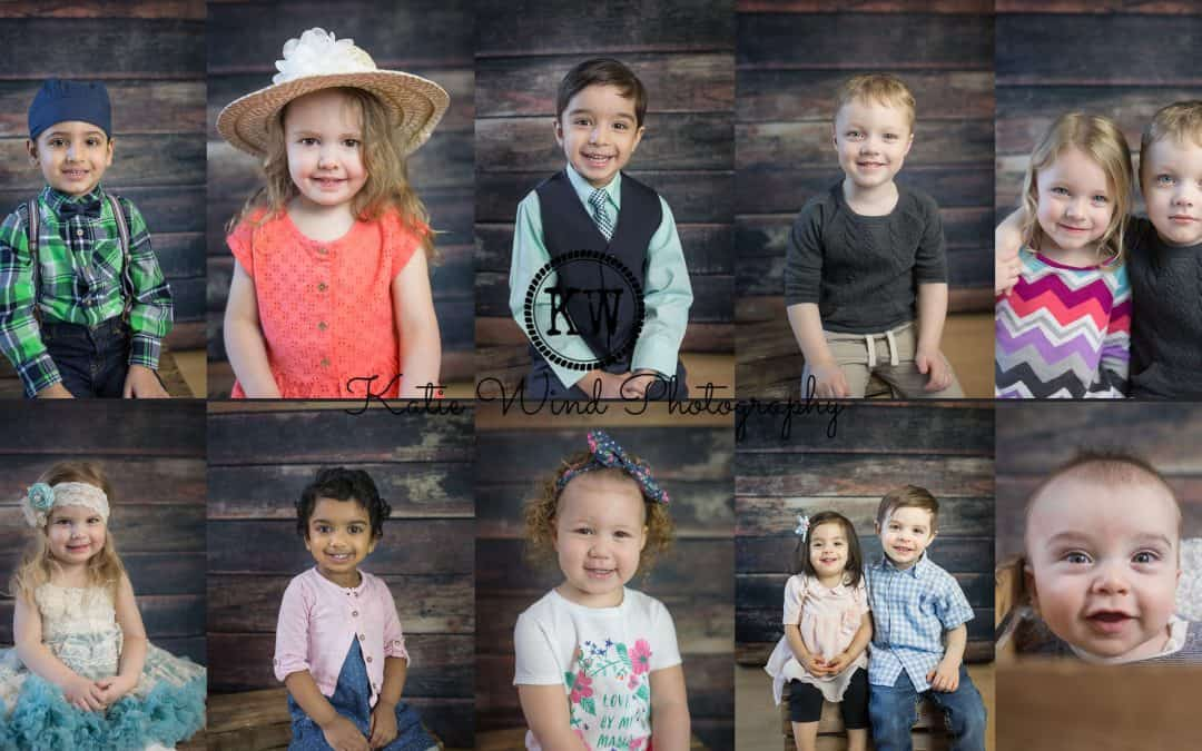 South Lyon area Preschool Portraits